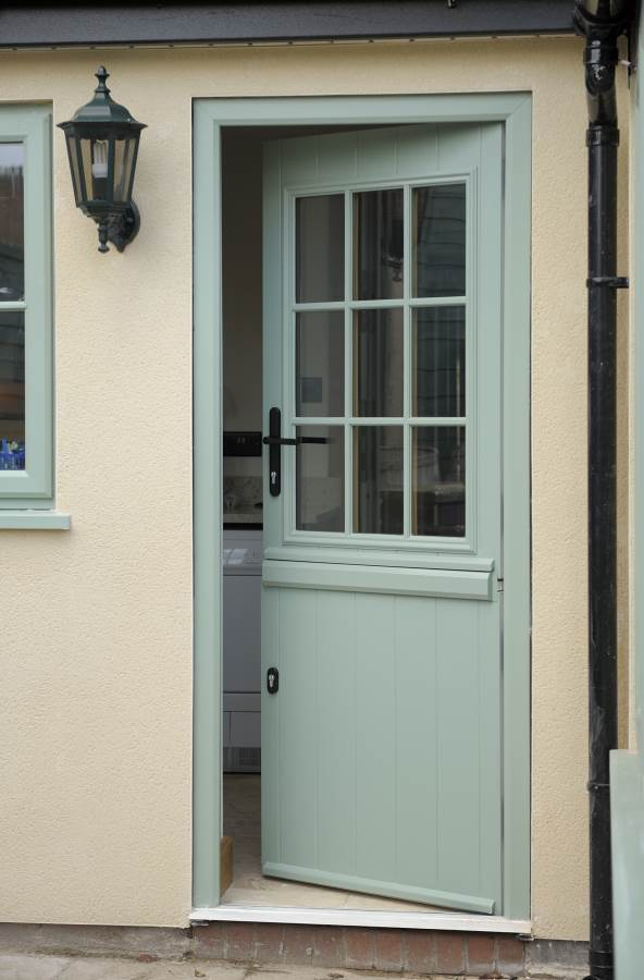 Paint Your Own Composite Stable Door