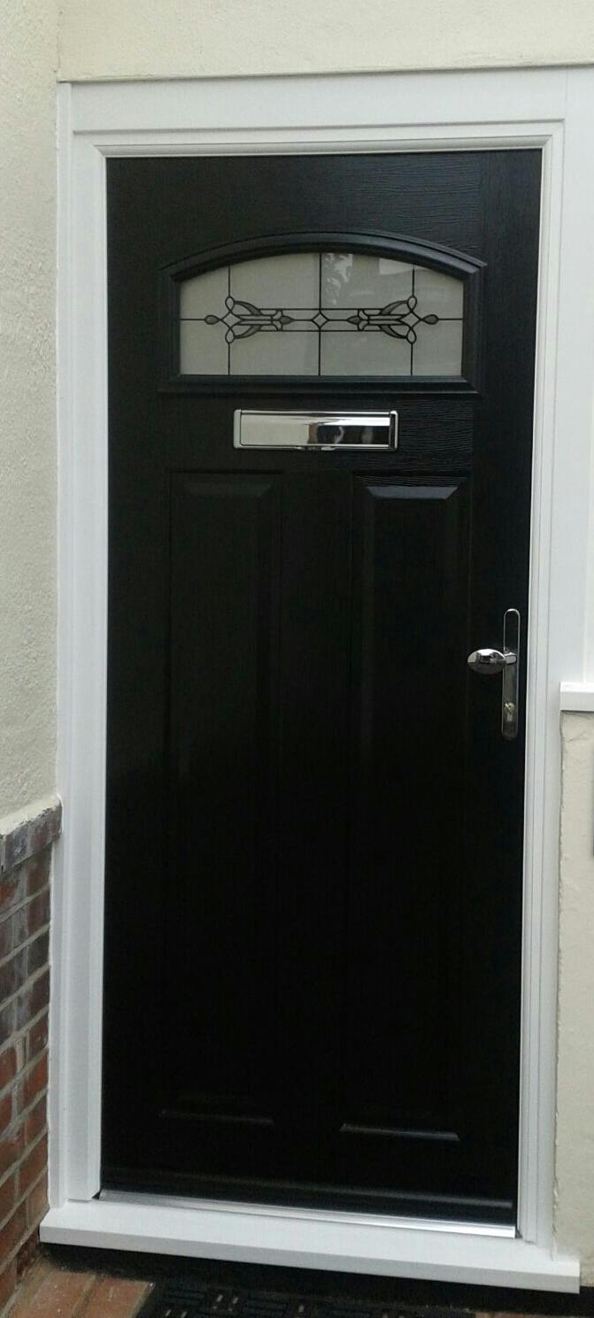 Gallery the urban door company for Composite door design your own